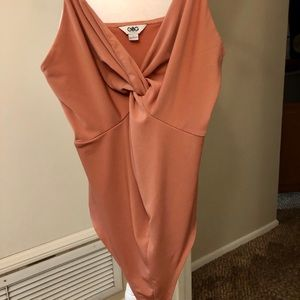 GBG thong body suit size L